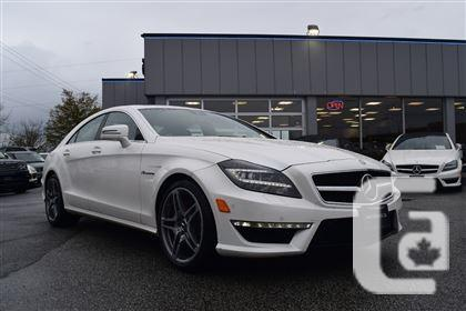 Us 2012 mercedes benz cls class cls 63 amg for sale in for Mercedes benz richmond bc