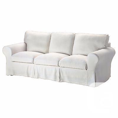 Excellent Us Ikea Ektorp 3 Seat Sofa Slipcover Cover Blekinge White Ocoug Best Dining Table And Chair Ideas Images Ocougorg
