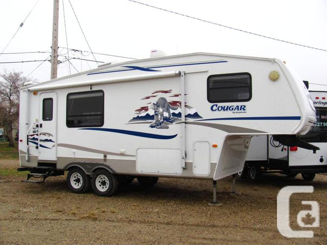 USED 2006 KEYSTONE COUGAR 245EFS - FIFTH WHEEL