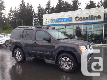 used 2010 nissan xterra off road for sale in nanaimo british columbia classifieds. Black Bedroom Furniture Sets. Home Design Ideas