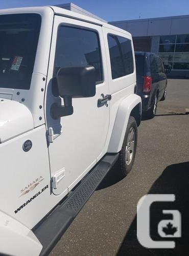 USED 2012 Jeep Wrangler Sahara SUV