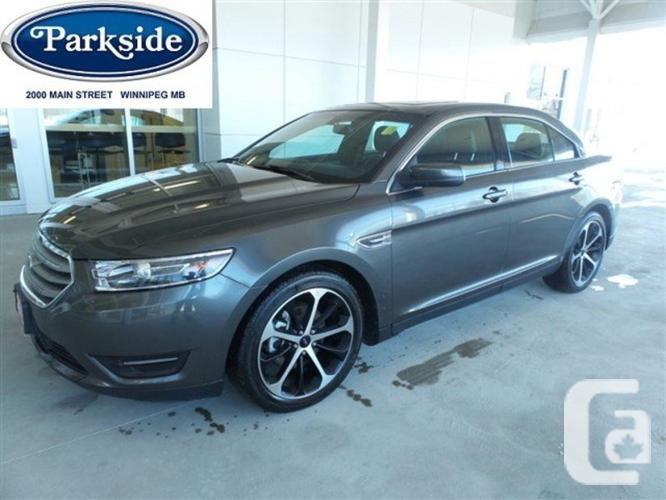 used 2015 ford taurus sel for sale in winnipeg manitoba classifieds   canadianlisted