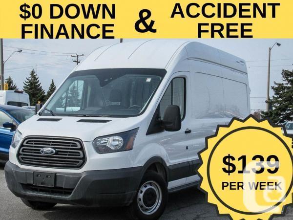 Used 2018 Ford Transit, 23664 Km, White, Toronto