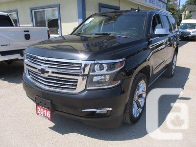 Used Chevrolet Tahoe, 170000 Km, Black, Bradford