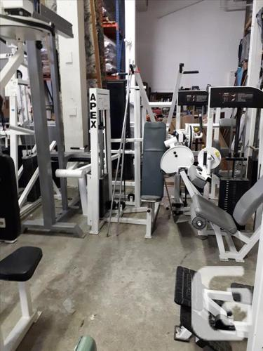 Used Commercial Fitness Equipment - Wholesale Pricing