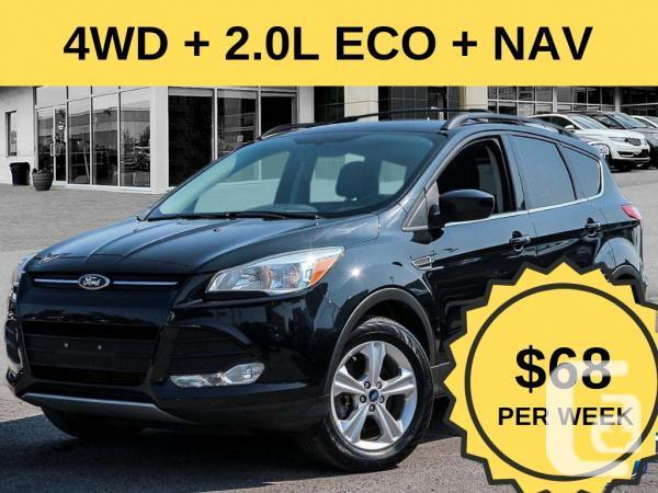 Used Ford Escape, 4 Doors, Toronto