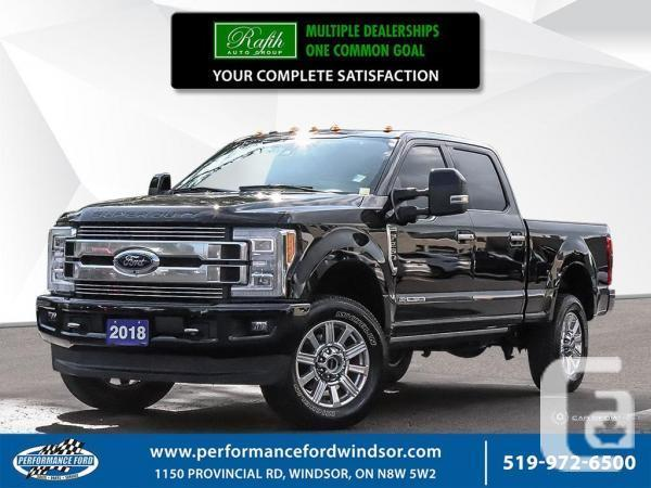 Used Ford F-250, Black, Windsor