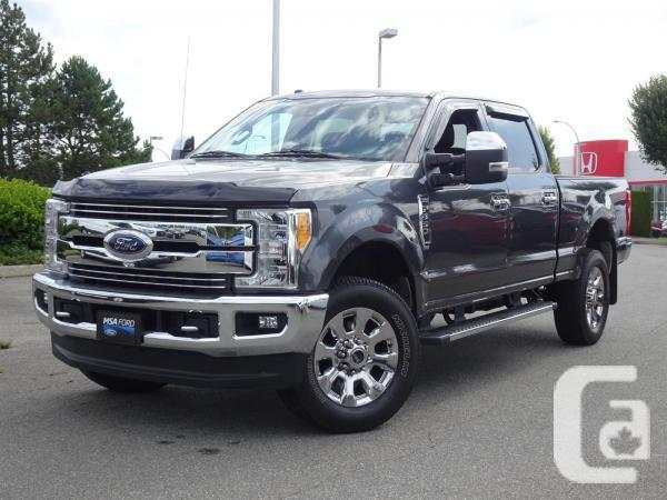Used Ford F-350, 33581 Km, Gray, Abbotsford