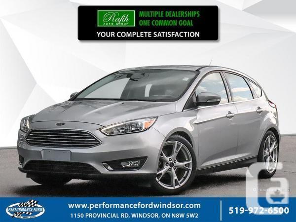 Used Ford Focus, 4 Doors, Windsor