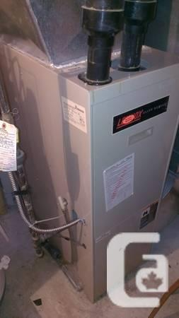 Used Furnace and A/C - $275