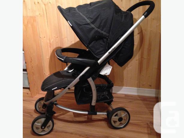 Used Hauck Malibu Stroller