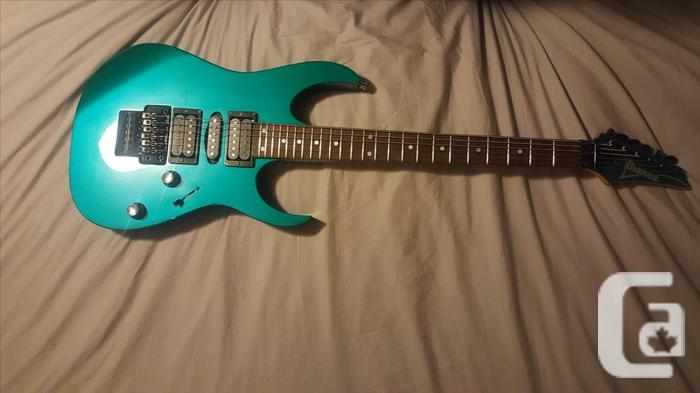 Used Ibanez, RG570, 6 String Electric Guitar for Sale.