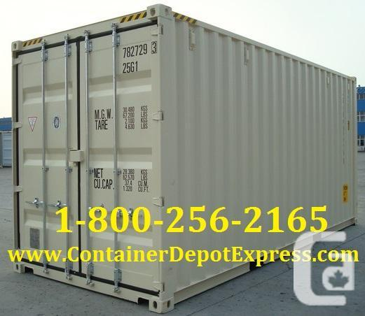 Used Steel Storage Containers / Used Shipping