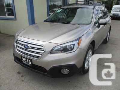 Used Subaru Outback, 97000 Km, Wagon, Bradford