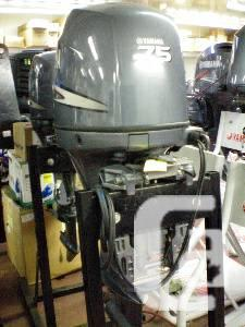 Used Yamaha Outboard Engines 75 - 115 HP - $5695 in Abbotsford, British  Columbia for sale