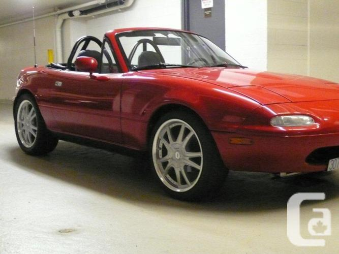 V8 Miata For Sale >> V8 Monster Miata In Ladysmith British Columbia For Sale