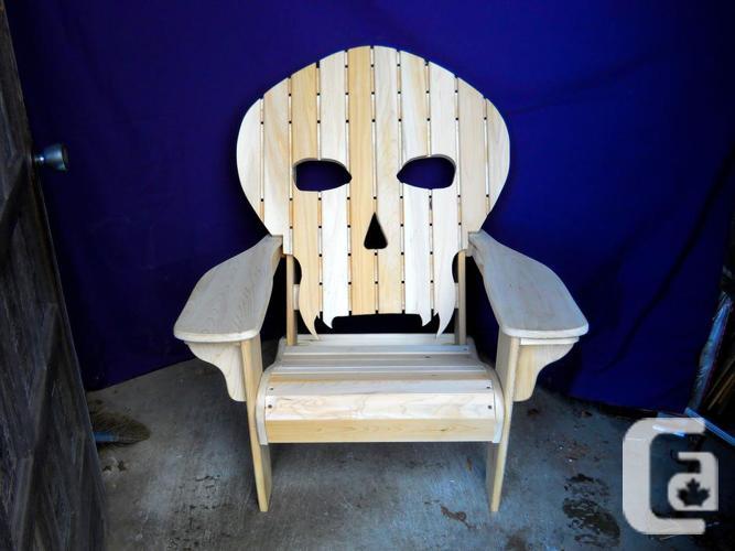 Vampire Adirondack Seat