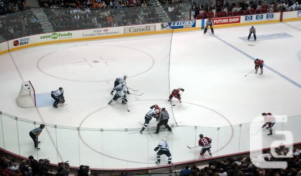 Vancouver Canucks - Up to 11 tix All Games - Corners,