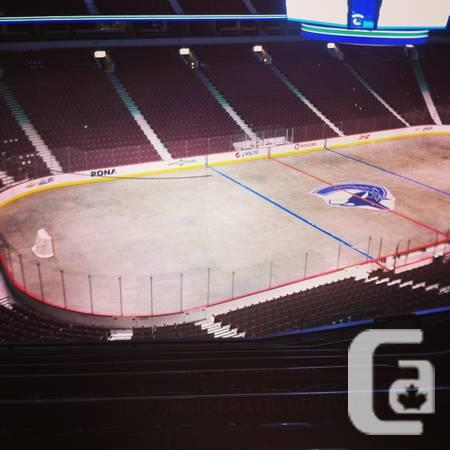 Vancouver Canucks Vs. Washington Capitals - $150