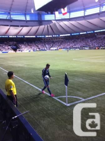 VANCOUVER WHITECAPS SEATS EVERY SPORT ACCESSIBLE!!!!