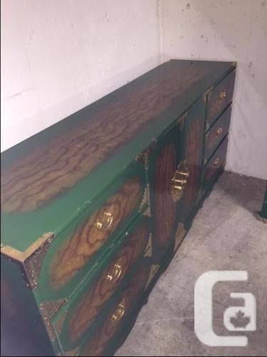 Various Pieces of Oriental Furniture For Sale