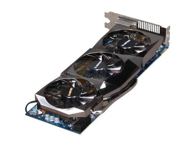 Video card: GIGABYTE 1GD Radeon HD 6870 1GB