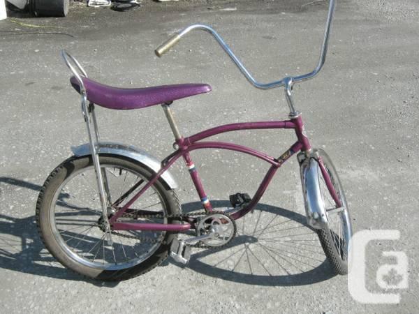Vintage Banana Seat Bike For Sale Buy Sell Vintage Banana Seat