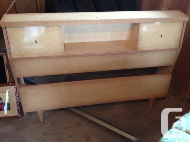 Vintage Double Bed
