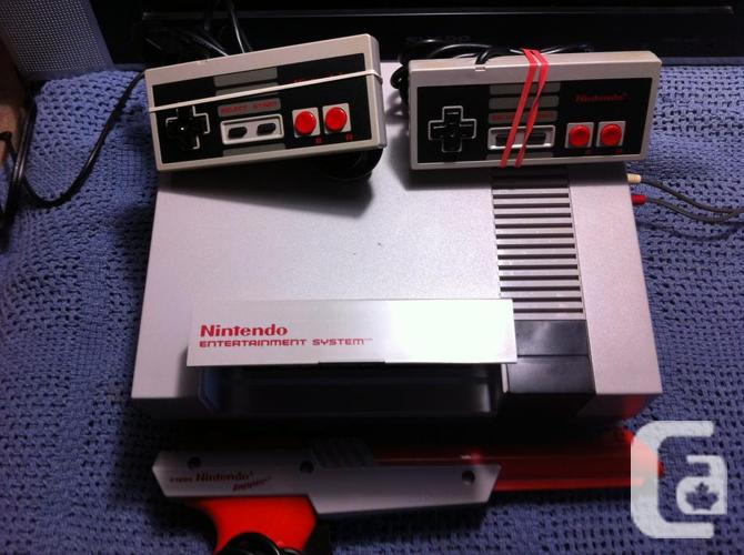 Vintage Gaming System. Very cond. Works correctly.