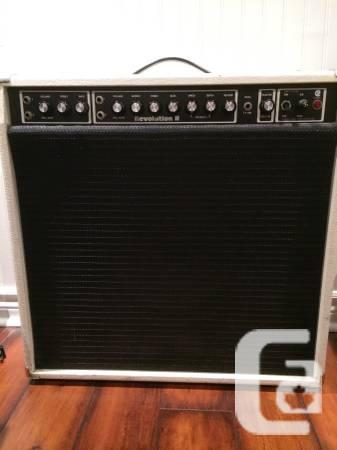 Vintage Garnet Revolution II 1 x 12 Combo Amp - $350