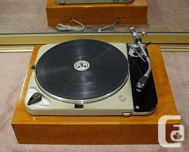 Wanted:Tournante Vintage Garrard ou Thorens