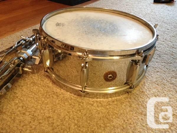 Vintage Gretsch Snare Drum - $260