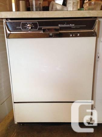 Vintage Kitchenaid Dishwasher Lave Vaisselle For Sale In Montreal