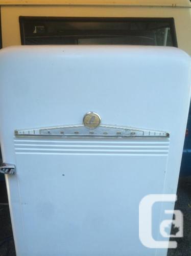 Vintage Leonard Refrigerator For Sale In Brentwood Bay British