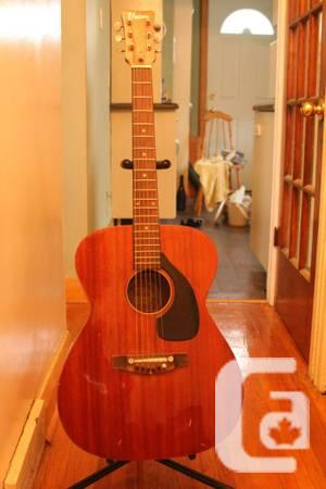 vintage made in japan univox acoustic guitar for sale in toronto ontario classifieds. Black Bedroom Furniture Sets. Home Design Ideas