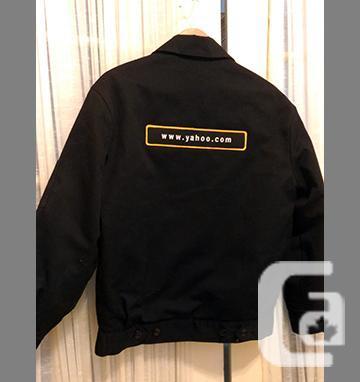 Vintage RARE Yahoo.com YHOO Dickie Jacket