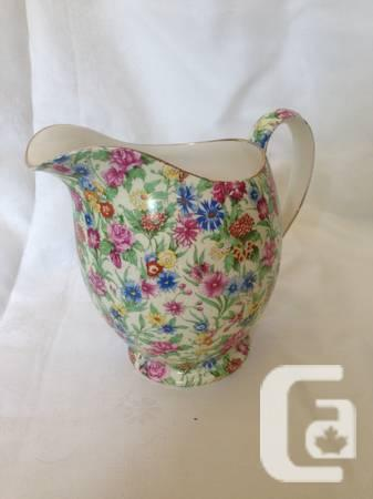 Vintage Royal Winton Chintz ware Pitcher - $75