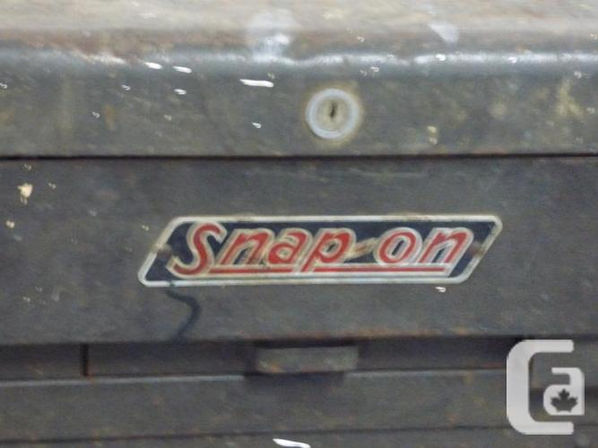 Vintage Snap On tool box for sale