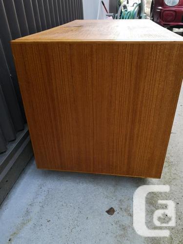 Vintage TV Stand