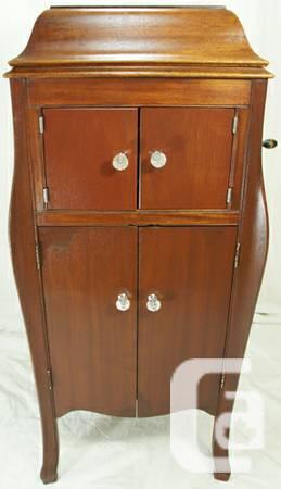 Vintage Victor Victrola Cabinet Phonograph For Sale In Kelowna