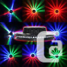 Voice-activated Multi-Color Bar Xmas Party Disco DJ