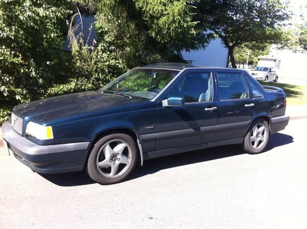 Volvo 850 Turbo 1995 - $2300
