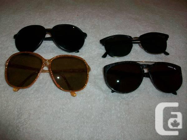 VUARNET RAY-BAN CARRERA CRUZ shades Classic etc