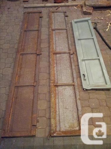 VW Bus metal  / Single Cab gates