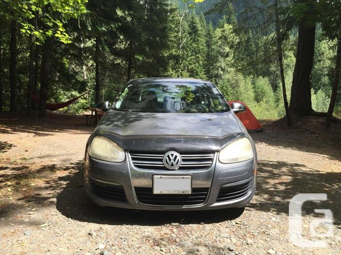 VW Jetta 2006 - Sedan FWD 162000km