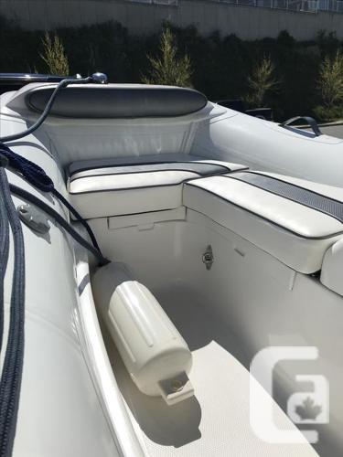Walker Bay 12ft Generation 360 Luxury Tender with