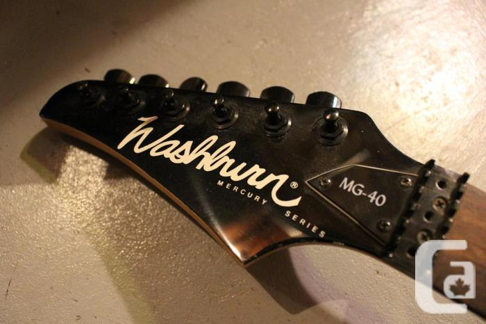 Washburn Electric Guitar