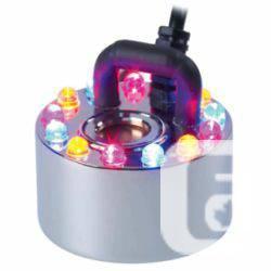Water Maker Lake Friend Fog Machine 12 LED - $23