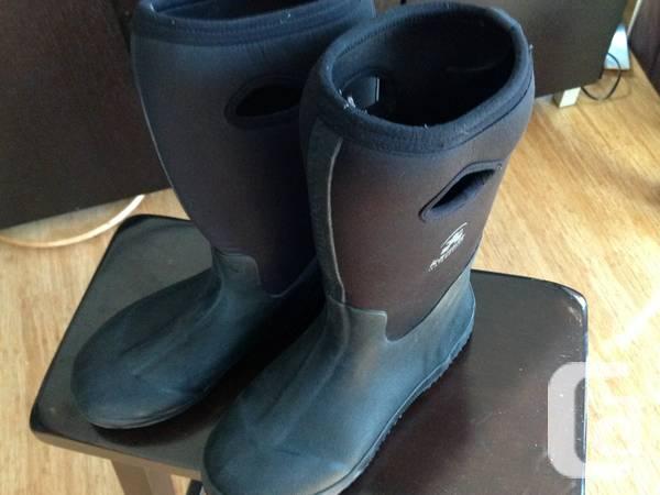 Waterproof shoes size - $20