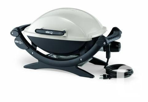 WEBER Q 140 ELECTRIC BBQ - 1 NEW & 2 USED - $199